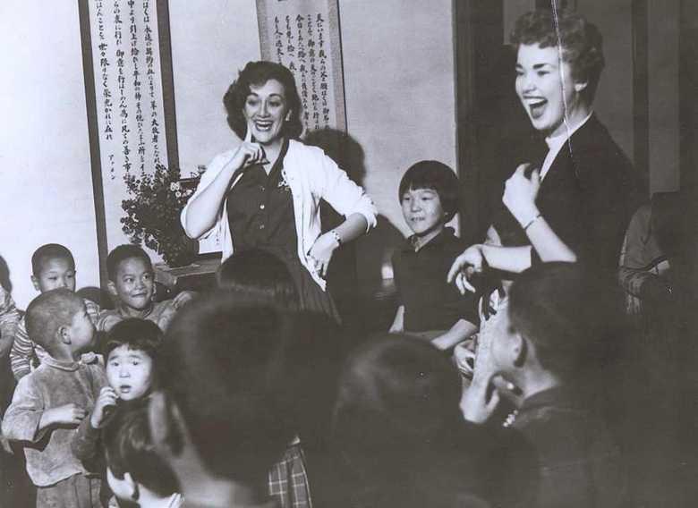 ハリウッド女優が「戦後の日本」を見てスタートさせた児童虐待への取り組みとは