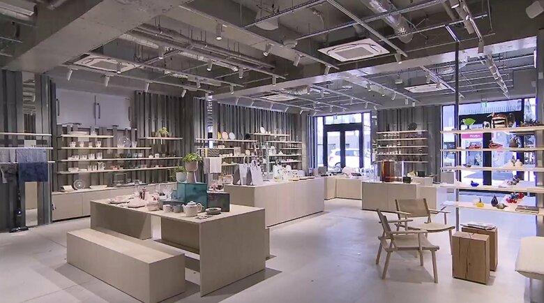 """フィンランドの食器ブランド「イッタラ」がカフェ併設の新店舗オープン   """"体験型ショップ""""の狙いは"""