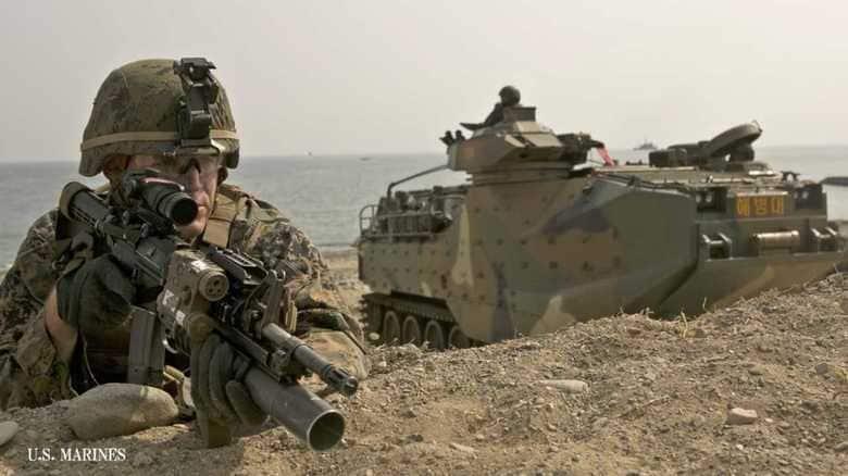 米韓海兵隊演習「KMEP」3ヵ月間中止の意味