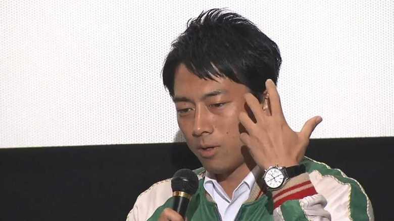 """小泉進次郎が兄と""""映画初共演"""" 「孝太郎ってすごいな」"""