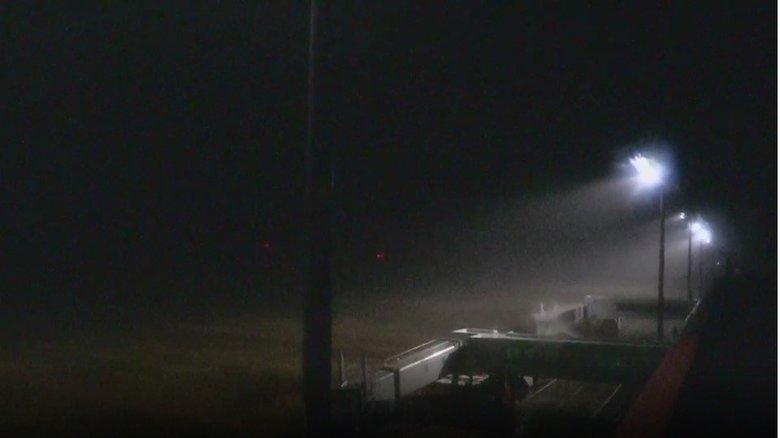 台風10号の影響 九州全域で約48万戸停電