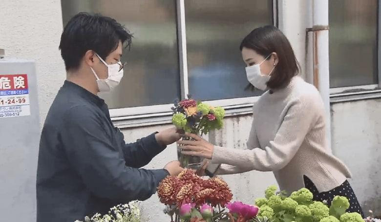花に野菜にバルーンまで…長い外出自粛生活で進化する出張販売