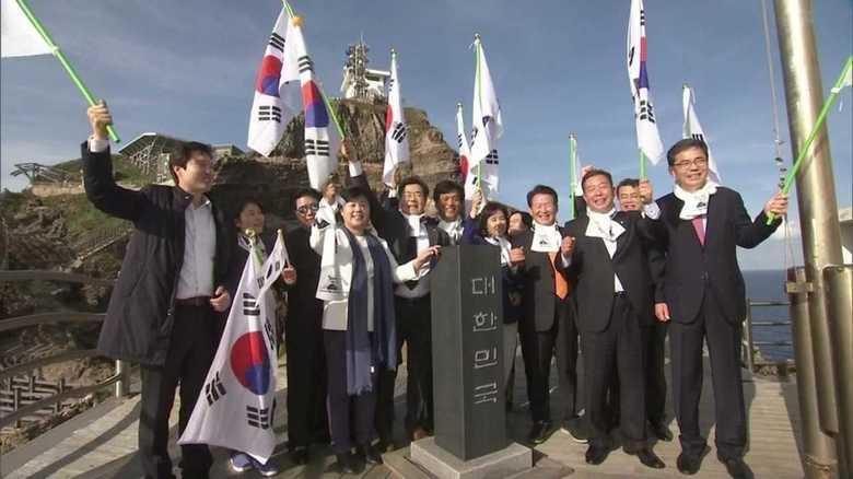 「歴史的な根拠を示せ!」竹島問題に一石 超党派議連が韓国議員に公開質問状を送付