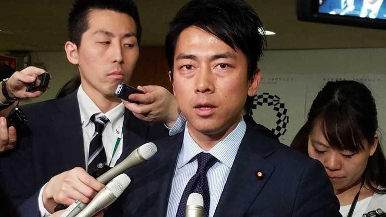 小泉進次郎の覚悟「私は真正面から鉄砲を撃っている」