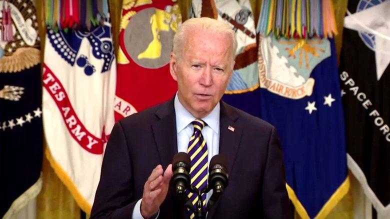 """アフガン撤退は""""テロの脅威低減""""を意味しない バイデン氏の狙いは「中国」と「極右過激派」戦略だった"""