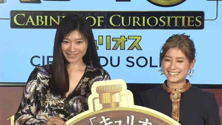篠原涼子「メイク好きなのでがっつり見ちゃいます」