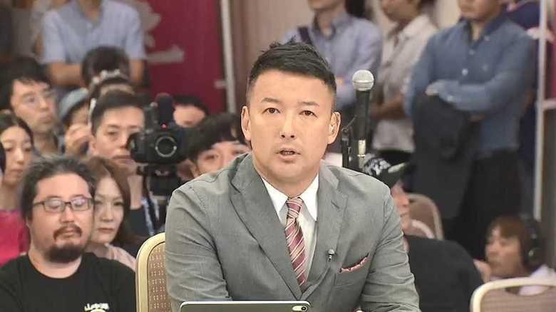 れいわ新選組・山本太郎代表が生出演!「私が議席を失ったのなら、次の衆議院」