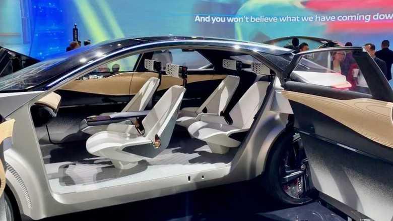自動運転の先に見えたもの。CES2019で見えた未来の車のカタチとは