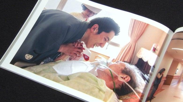 前日まで昏睡状態だった祖母…花嫁と花婿姿で病室来た孫に「ありがとう」 写真家が撮ったそれぞれの結婚式