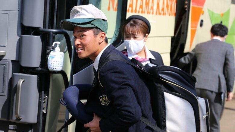 春のセンバツ初出場の専大松戸いざ甲子園へ!