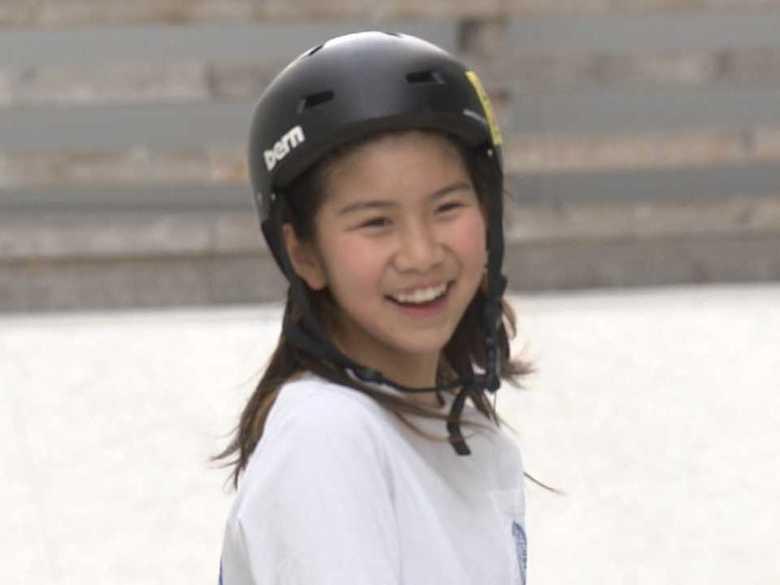 重圧はねのけ…スケボーで東京五輪目指す12歳の中学一年生!【名古屋発】