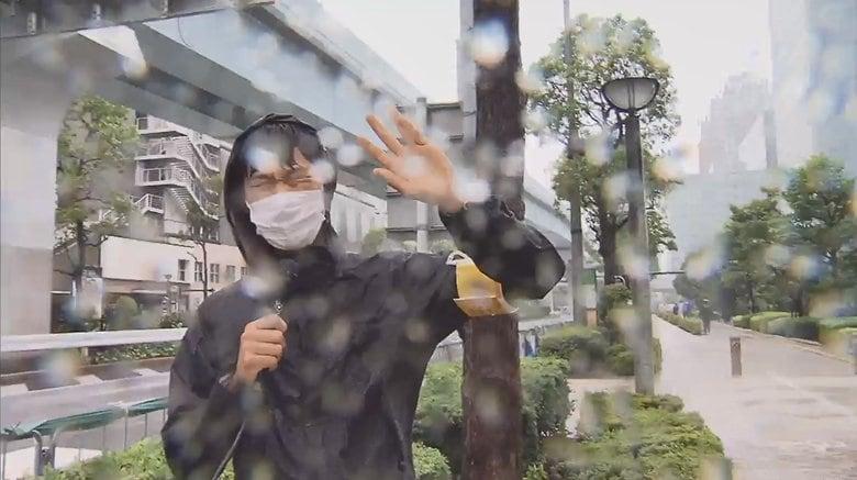 台風8号接近で五輪日程に影響 悪天候の中トライアスロンやサーフィン実施  宮城・福島上陸なら観測史上初