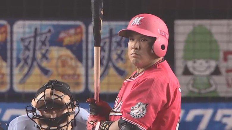 「ごっちゃし!」日本人最重量のロッテ井上晴哉が3本塁打の大暴れ!