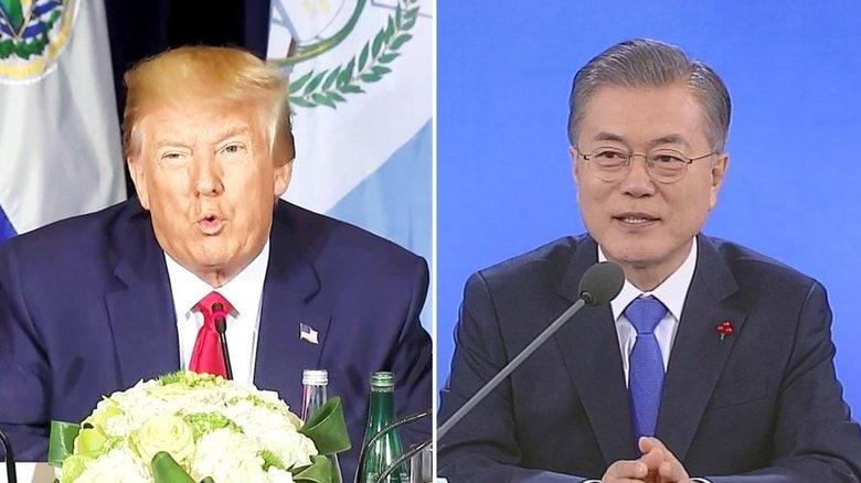 """韓国大統領の「空気読めない」発言にトランプ前大統領が激怒「お前は""""弱い指導者""""だ」"""