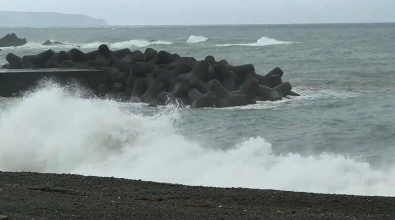 台風14号 関東も大荒れの恐れ…3連休の中頃まで強風の影響に注意