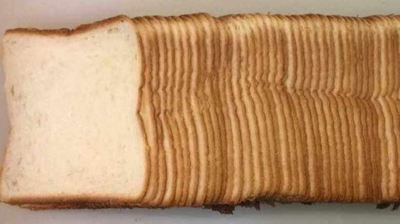 話題になった「超・超・超薄切り食パン」はその後、商品化していた!