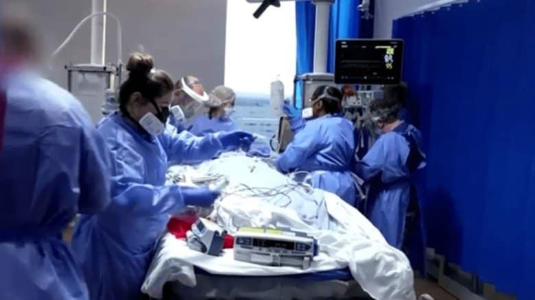 「このウイルスは制御不能だ」現実味をおびる医療崩壊 イギリス3回目のロックダウン