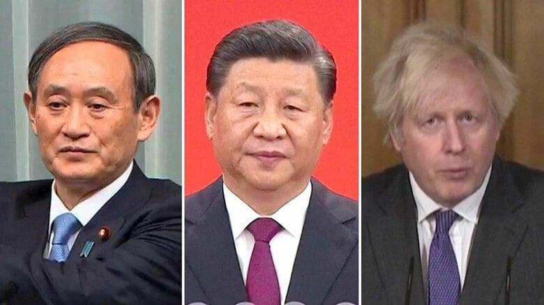 """21世紀版「日英同盟」の狙いと行方は?対中国""""包囲網""""と日本防衛"""