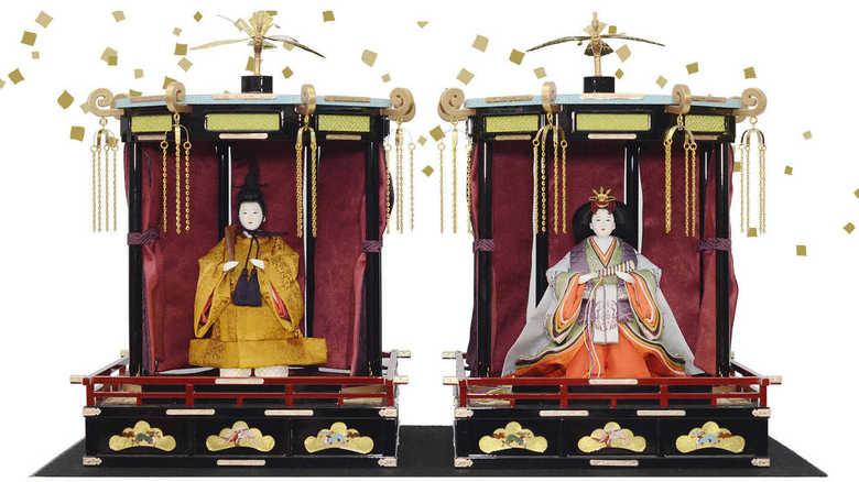 """「即位礼正殿の儀」の装束にそっくりな人形が""""早すぎる""""と話題…高クオリティの秘密を聞いた"""