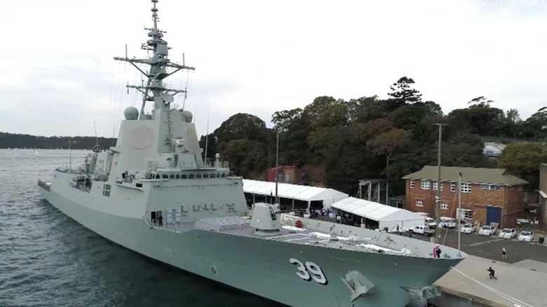 豪ターンブル首相が対北朝鮮対応としてイージス艦保有数増を発表