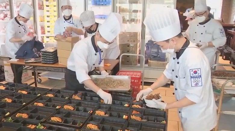 「水産物や野菜は福島以外」 韓国代表が独自の給食支援センター設立 福島県知事「誤解偏見正して」