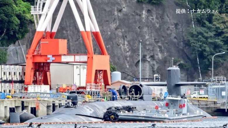トランプ大統領のちゃぶ台返しと世界最大級巡航ミサイル原潜「ミシガン」の横須賀寄港