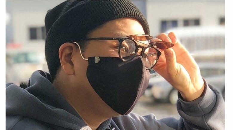 鯖江発「メガネのようにかける耳に優しいマスク」…メガネとの併用もOK!仕組みを聞いた