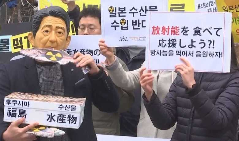 「原発事故が不安なら日本に行かないよ!」日本産水産物の輸入禁止巡る韓国人のホンネ