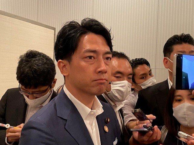【速報】「菅内閣は改革断行内閣」小泉進次郎は今回の総裁選をどう受け止めたか