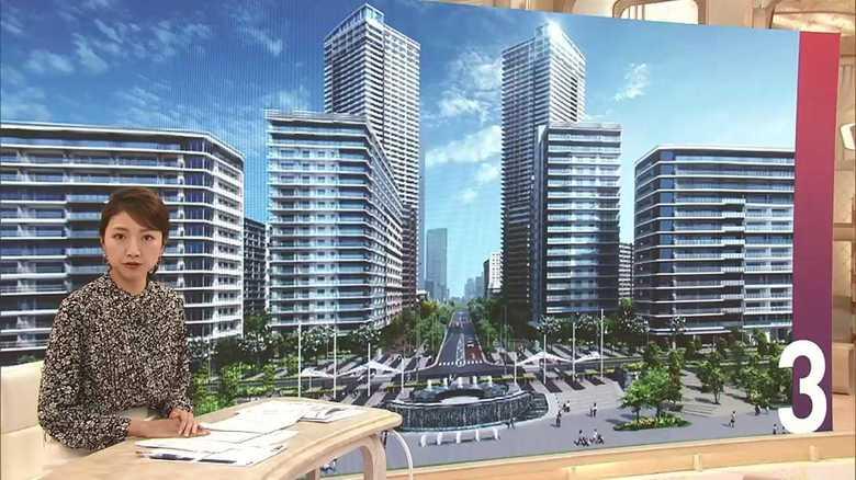 東京オリンピック選手村 跡地マンションの販売予定価格発表…最高2億2900万円台