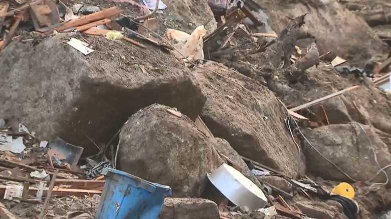 Rocks in the Rain: The Dangers of Hillside Boulders in Torrential Downpours