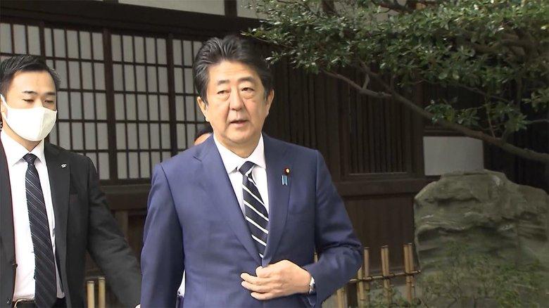 【NEW】安倍前首相が靖国参拝