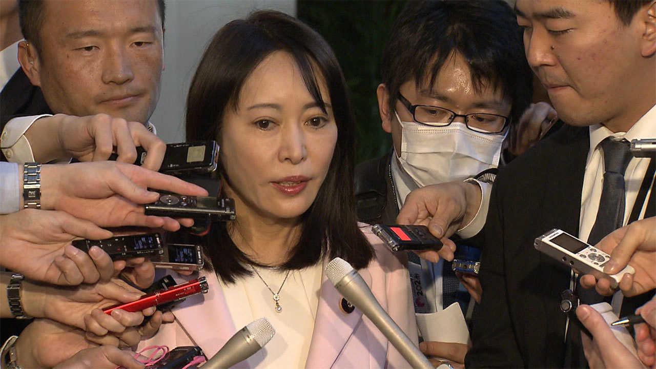 森雅 子 法務 大臣 年齢
