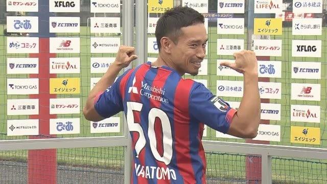 サッカー日本代表・長友選手が11年ぶりにJリーグ復帰【愛媛】