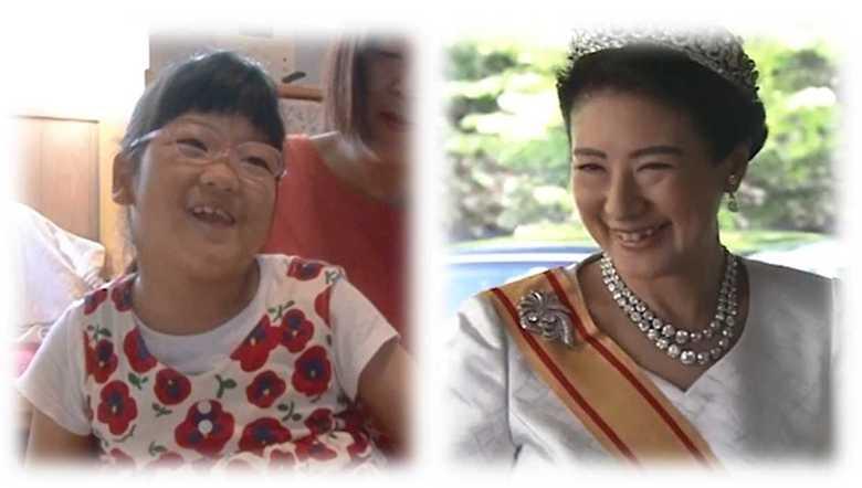 「雅子さまにお祝いを伝えたい」…障害と闘う8歳の少女に起きた奇跡