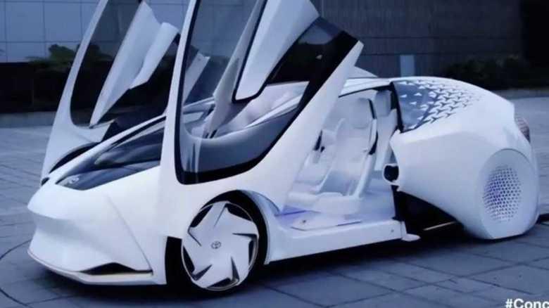 すごい未来がやってくる!? トヨタのコンセプトカーが未来すぎると話題