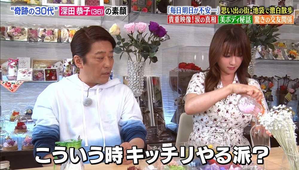深田恭子 メロンパンナ