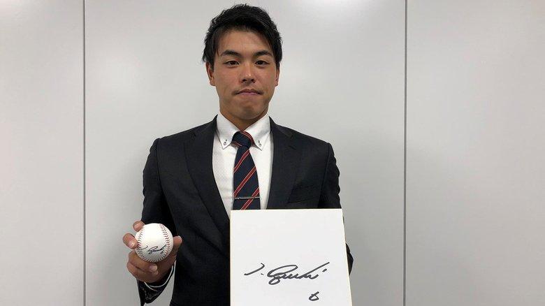 ロッテのドラ3国学院大・小川龍成内野手「守備と走塁を見て頂きたい」