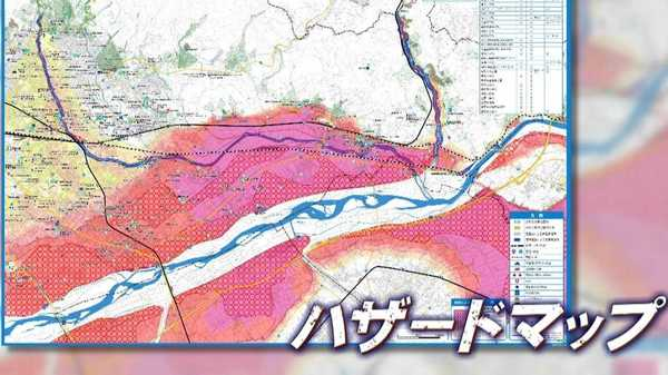 千曲 川 決壊 場所 地図