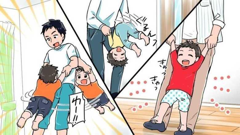 【GWの子育て】お父さんは過保護禁止!?少しの「スリル」が子どもを大きく成長させる