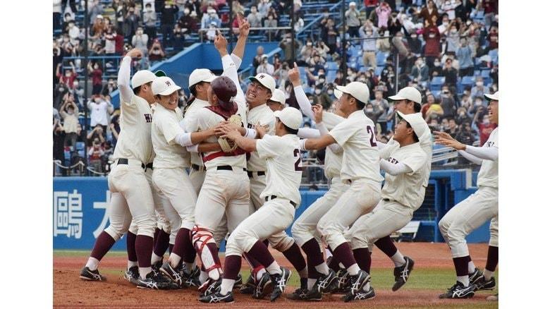 東京六大学野球「早慶戦」は9回にドラマ…早稲田が逆転勝ちで10季ぶり優勝