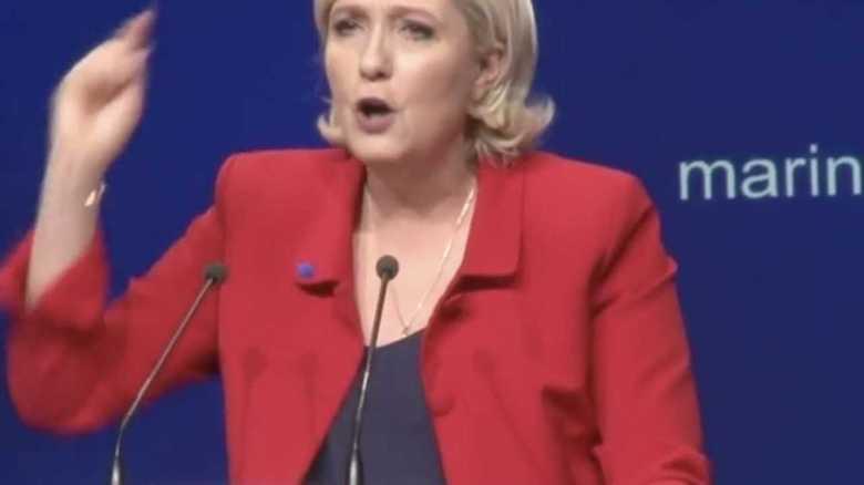 """「極右でいいのか」決選投票に向けて""""自問自答""""を迫られる仏国民【仏大統領選挙】"""