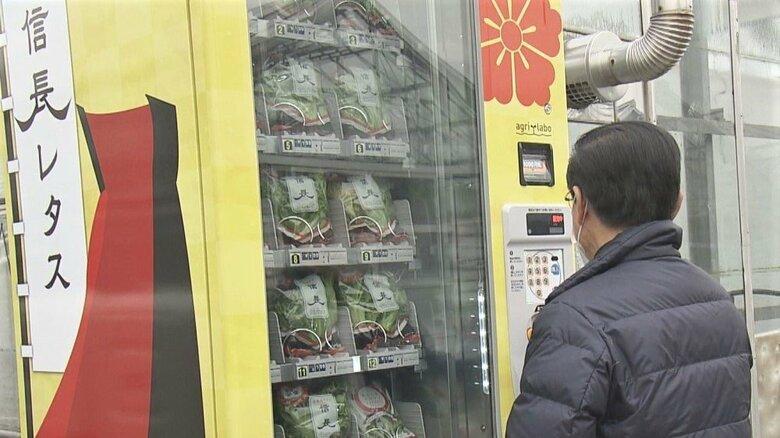 非接触で生産者と消費者つなぐ…野菜のドライブスルーや自動販売機が好評 ウィズコロナ時代の流通のカタチ