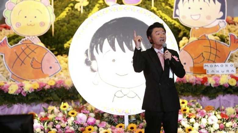 「さくらももこさん ありがとうの会」桑田佳祐がテーマ曲誕生の秘話明かす