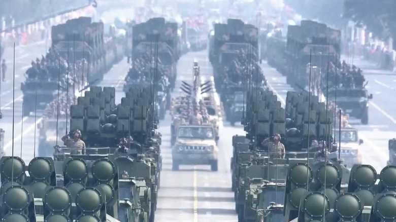 西側を超えたか?中国の軍事力 ターゲットは日米韓! 23種の新兵器を解説