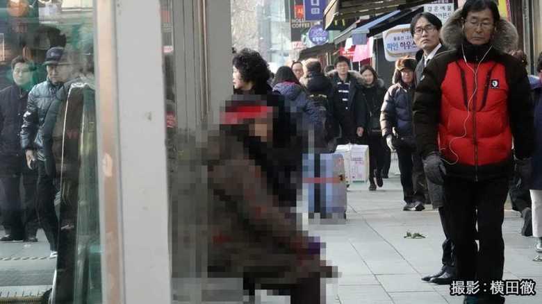 """3年で3倍に! 高齢売春婦""""バッカスおばさん""""が語る、韓国・高齢社会のリアル"""