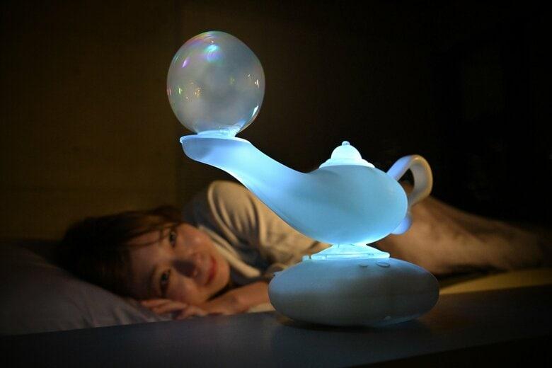 """好きな「夢」を見られる""""睡眠用しゃぼん玉""""が登場…21万人を調査。狙った夢を見るコツを聞いた"""
