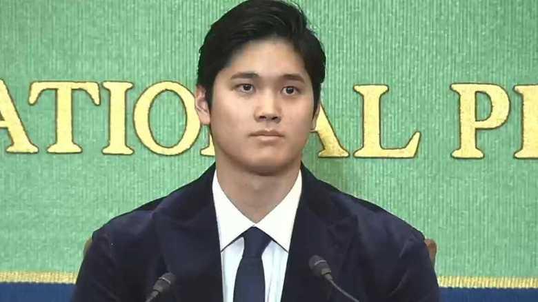 【速報】大谷翔平ア・リーグ「新人王」に選出 イチローに続く日本人4人目