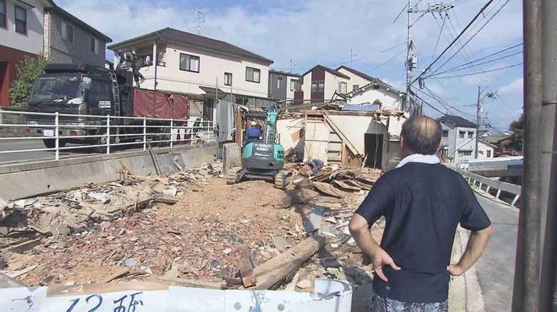 【西日本豪雨から半年へ】 1000世帯以上がまだ自宅へ戻れず 生活再建の岐路に立つ被災者