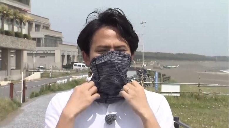 新型コロナウイルスの感染拡大防止のマスクが苦しい…サーモカメラで危険性を検証